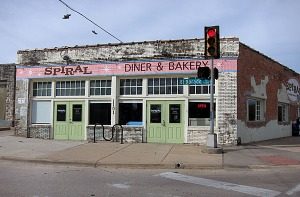Spiral Diner Dallas